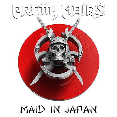 PRETTY MAIDS Mad in Japan