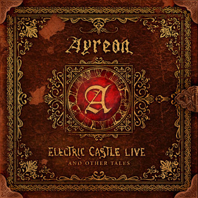 ayreon electric castle live and other tales