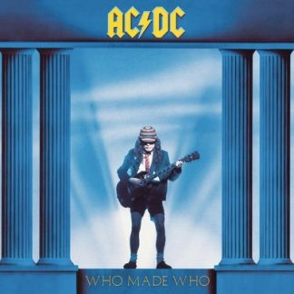 AC/DC – WHO MADE WHO -REMASTERED