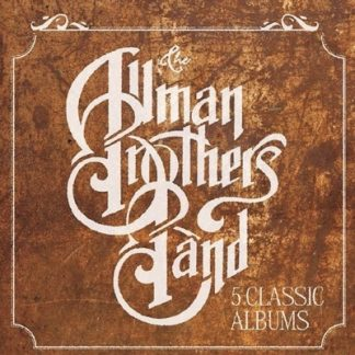 ALLMAN BROTHERS BAND – 5 CLASSIC ALBUMS