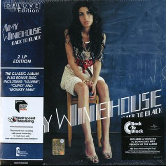 AMY WINEHOUSE - BACK TO BLACK (DELUXE HALF SPEED MASTERS)