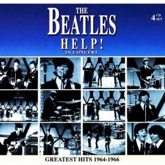 BEATLES – HELP! IN CONCERT – GREATEST HITS 1962-66