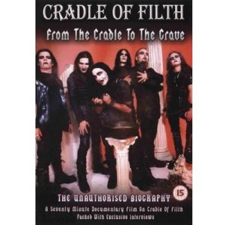 CRADLE OF FILTH – FROM THE CRADLE TO THE