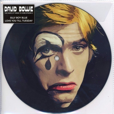 DAVID BOWIE–SILLY BOY BLUE LOVE YOU TIL TUESDAY