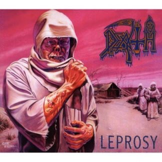 DEATH – LEPROSY REISSUE.COLOR