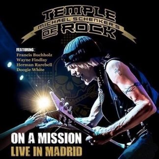 MICHAEL SCHENKER – ON A MISSION. LIVE IN MADRID