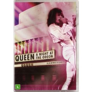 QUEEN – A NIGHT AT THE ODEON