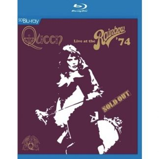 QUEEN – LIVE AT THE RAINBOW