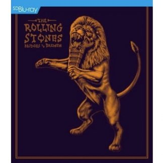 ROLLING STONES – BRIDGES TO BREMEN -BR+CD-