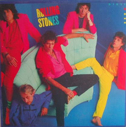 ROLLING STONES – DIRTY WORK