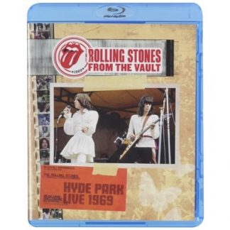 ROLLING STONES – FROM THE VAULT – LIVE IN LEEDS 1982