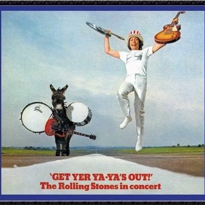ROLLING STONES – GET YER YA-YA»S OUT