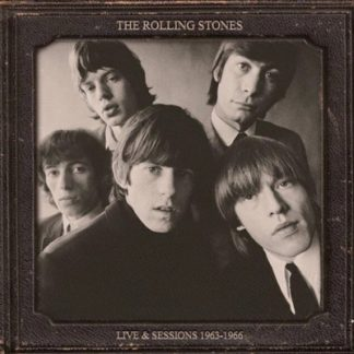 ROLLING STONES – LIVE AND SESSIONS 1963-66