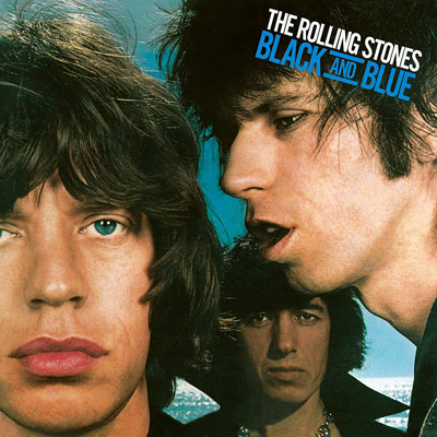 ROLLING STONES - BLACK AND BLUE (HALF-SPEED MASTERED)