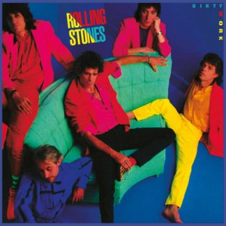 ROLLING STONES - DIRTY WORK (HALF-SPEED MASTERED)