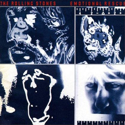 ROLLING STONES - EMOTIONAL RESCUE (HALF-SPEED MASTERED)