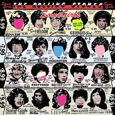 ROLLING STONES - SOME GIRLS (HALF-SPEED MASTERED)