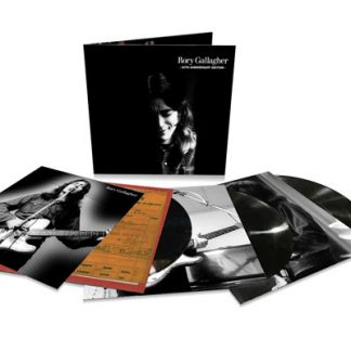 RORY GALLAGHER – RORY GALLAGHER 50 ANNIVERSARY 3lp