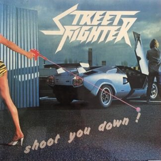 STREET FIGHTER–SHOOT YOU DOWN