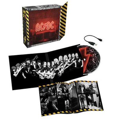 AC/DC - POWER UP. DELUXE