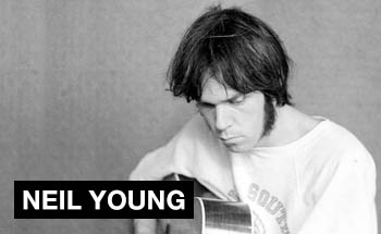 Neil Young Banner
