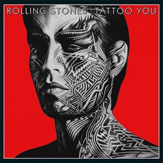 The Rolling Stones TATTOO YOU 40TH ANNIVERSARY EDITION
