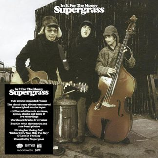 SUPERGRASS – IN IT FOR THE MONEY (2021 – REMASTER)